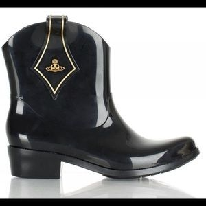Vivienne Westward + Melissa Orb  Cowboy Boot